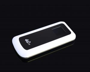 China 100/50Mbps 4G Pocket Hotspot / 4G LTE MIFI Router support 8000mAh power bank on sale