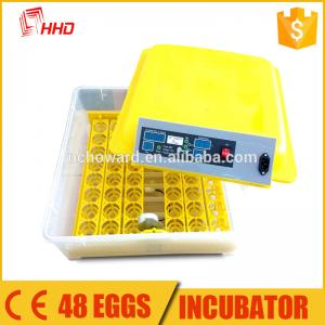 China Best selling products fully automatic egg incubator for sale 48 eggs YZ8-48 on sale