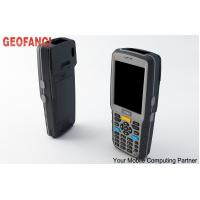Wifi Blue Tooth GPRS HF / UHF RFID Reader Barcode Scanner LCD Rugged Industrial Computer