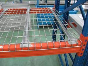 China Pallet Racking Wire Shelves,Stainless Steel Wire Decking,Store Shelf,Wire Racks Storage on sale