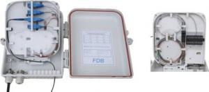 China 16 Port Fiber Distribution Box Anti-UV With Ultraviolet Resistance supplier
