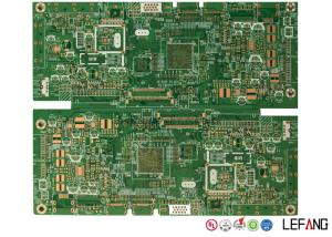 China TG130 Double Sided PCB Matrix Board Tablet / PC Circuit Board  210 * 122 Mm on sale