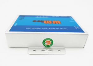 China RS485 Transfer Converter Ethernet TCP IP Turn Serial Port 232 485 422 on sale