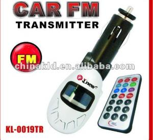 China MP3 FM Transmitter on sale