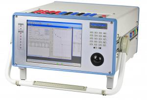 Quality l'essai du relais 0.6A a placé la tension de 7 phases pour la tension, la série for sale