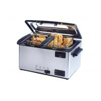 Outdoor Detachable Stainless steel Chip Electric Deep Fryer XJ- 6K111
