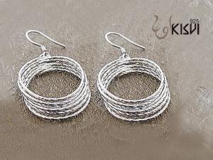 China Fashion Jewelry 925 Sterling Silver Earring W-AS946 on sale