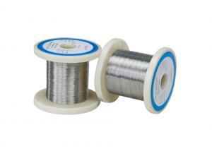 China 0.02mm brightCuNi44 wire Constantan wire Eureka wire 6J12 0.02mm bright wire Flat Wire copper nickel alloy for resistor on sale