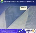 0.1mm Thickness Rice Flour Mesh Nylon / Polyester Material High Filter Rating