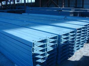 Galvanized Steel Purlinss And Girts For Industrial Buildings