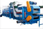 Material thickness 0.4 to 0.8mm PU formed sectional sandwich panel production line