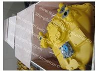 China Replacement parts of Komatsu torque converter 154-13-41002 on sale