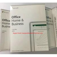 MAC / Windows Office 2019 Microsoft Home And Business Activation Online Product Key