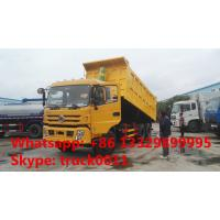 factory sale cheapest price dongfeng brand yuchai 260hp diesel 25tons-30tons dump tipper, dongfeng 30tons dump truck