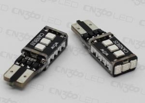 China Energy Saving W5W 194 T10 Canbus LED Bulbs License Plate Lamp on sale