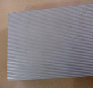 China Hydrogen fuel cell bipolar plate porous titanium, porous metal corrugated board TA1 TA2 on sale