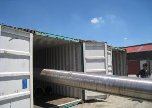 China Boiler 18'' SCH 80 Seamless Alloy Steel Pipe ,  ASTM A335 Grade P11 Seamless Alloy Pipe on sale