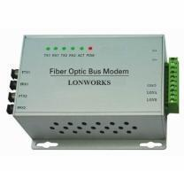 China Lonworks Muti-Drop Bus Fiber Optic Modem on sale