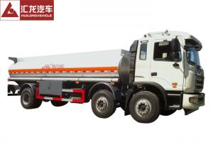China JAC Chassis Fuel Tank Truck Diesel Fuel Truck  11200x2500x2950mm High Reliability on sale