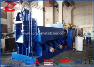 China Metal Baler Logger Hydraulic Baling Press Equipment For Light Scrap Baler Car Body Shell on sale