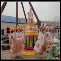 interesting amusement park rides happy jumping kangaroo for sale