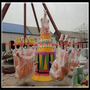 China interesting amusement park rides happy jumping kangaroo for sale on sale