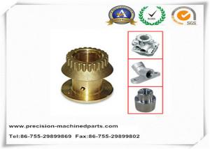 China High Precision Aluminum Die Castings Parts Manufacturing , Auto Water Pump on sale