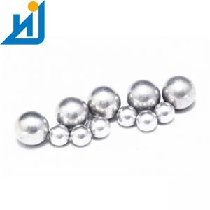 China Small Solid Aluminum Balls For Electronic Accessories Industry 0.5MM 0.8MM 1MM on sale