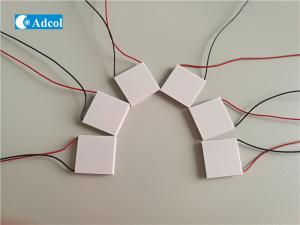 China TEG Thermoelectric Generator Peltier Module , TEG Thermoelectric Cooler on sale
