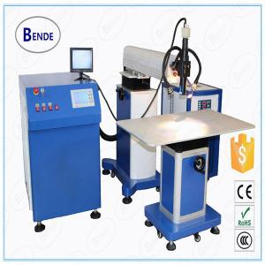 China High quality advertising word laser welding machine/Cheap advertisement laser welding on sale