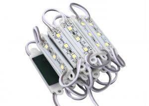 China Anti UV DC 12V 2835 High Power Rgb Led Module Decorative Lighting Lamp on sale