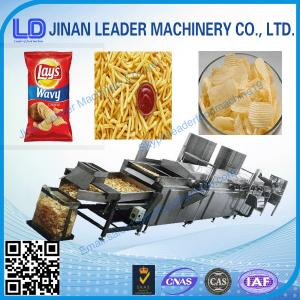 China Chinese CE ISO9001 Potato chips   processing plant on sale
