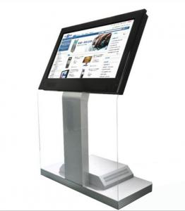 China 32 To 65 Inch 360nits Touchscreen Kiosk All-In-One Pc Digital Media Player Windows 7 on sale