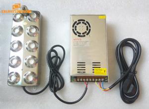 China 48V Ultrasonic Cleaning Transducer , 230W Ultrasonic Atomizing Transducer 253*91*70 mm on sale