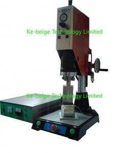 China Road Marker Ultrasonic Welding Machine / Supersonic Plastic Welder 2600W 15KHz on sale