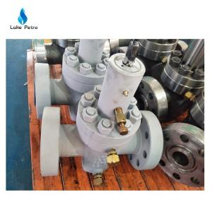 China Hot Sale Cheap Factory Price API 6A High Pressure Flanged Connections Expansion Valve on sale