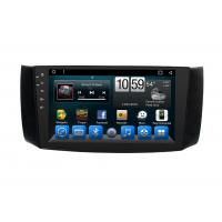 In Dash Car Multimedia Navigation System Support Bluetooth / OBD