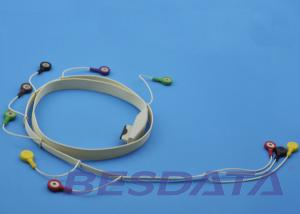 China Compatible Mortara 10 Lead ECG Cable , 10 Lead ECG Electrode Placement TP3250 on sale