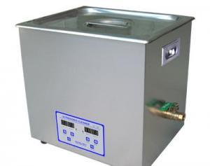 China golf Ultrasonic cleaning equipment JP-060S (digital, 15L) on sale