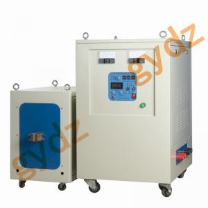 China Calefator de indução de alta frequência de IGBT para Rod de aço, porcas, forjamento do parafuso on sale