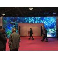 P4 led video wall indoor Fixed Installation led display screen CE / ROHS / FCC