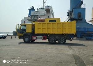 China RHD Large Capacity Tipper Dump Truck With Electronic Management System on sale