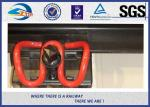 SKL14 酸化物の黒の伸縮性がある柵は鉄道の留め具システムとして電流を通されたクランプを切ます