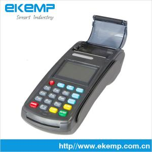 China Bank card POS,POS terminal with secure pin pad, POS machine supports GPRS(N8110) on sale