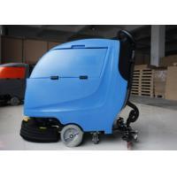Descaling CIP Tile Floor Cleaner Machine With Intelligent Robot