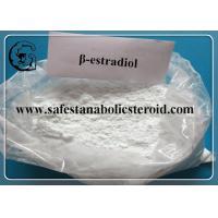 CAS 50-28-2 Estradiol Estrogen Sex Hormone β-estradiol For Sexual development