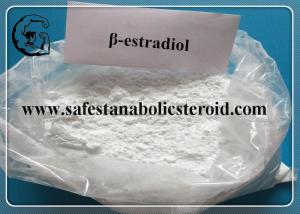 China CAS 50-28-2 Estradiol Estrogen Sex Hormone β-estradiol For Sexual development on sale