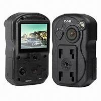 GPS Professional Car Black Box with GPS Logger, IR Night Vision and 4 IR Lamps