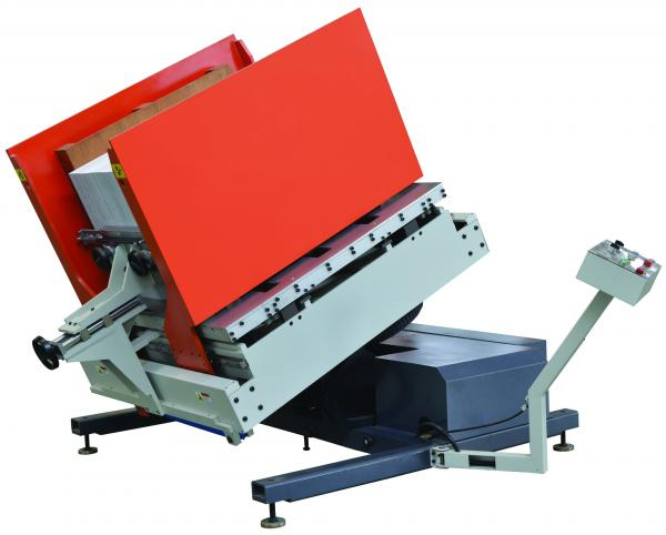 Pile turners machine FZ-1200A for dust removing, Paper Separation