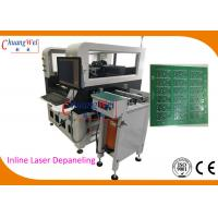 PCB 355nm Laser Depaneling Machine For SMT Production Line 110V / 220V